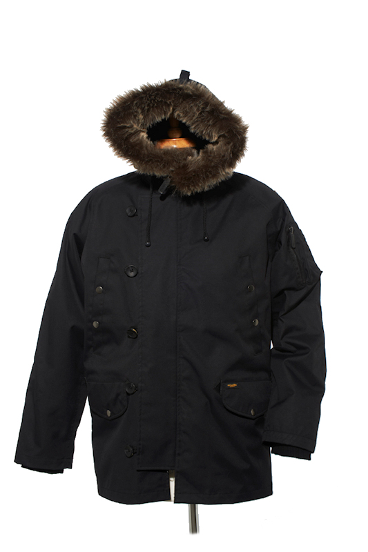 Jimmy Parka Black 01_a