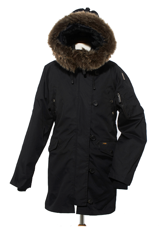 Steph Parka Black 01_a